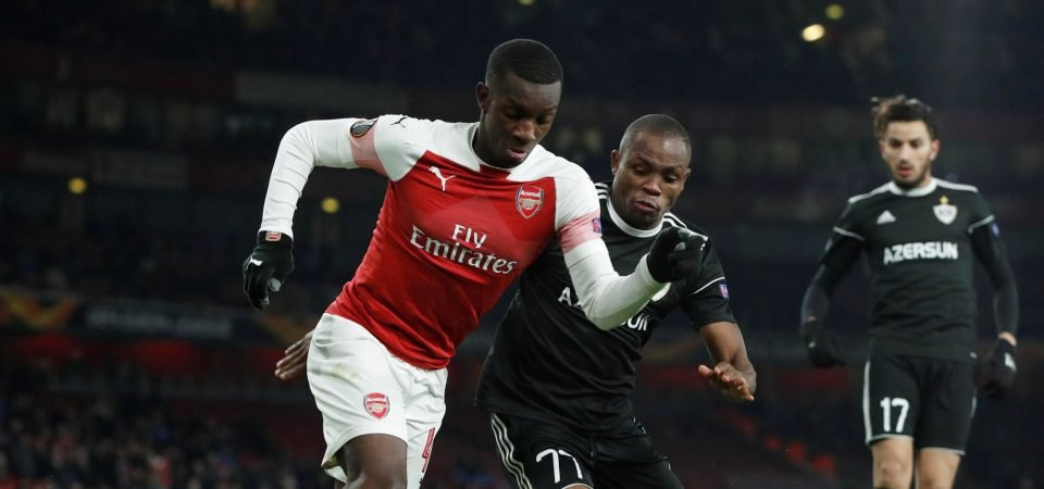 Leeds fans are excited with Eddie Nketiah signing after seeing his goals