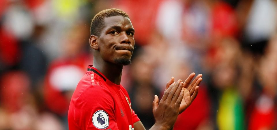 Arsenal record is a mixed bag for Paul Pogba