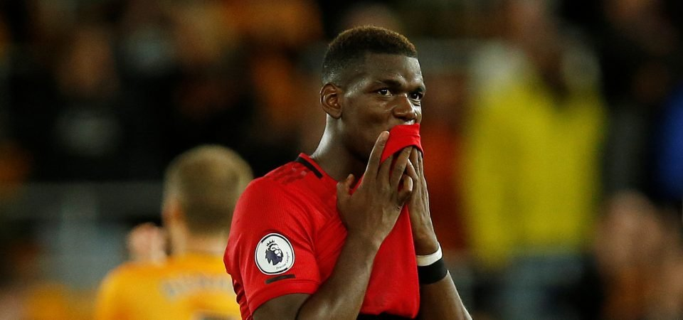 Manchester United star Paul Pogba's Old Trafford future thrown into doubt again