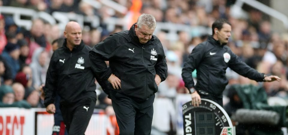 Newcastle fans crucify Steve Bruce for Arsenal excuse
