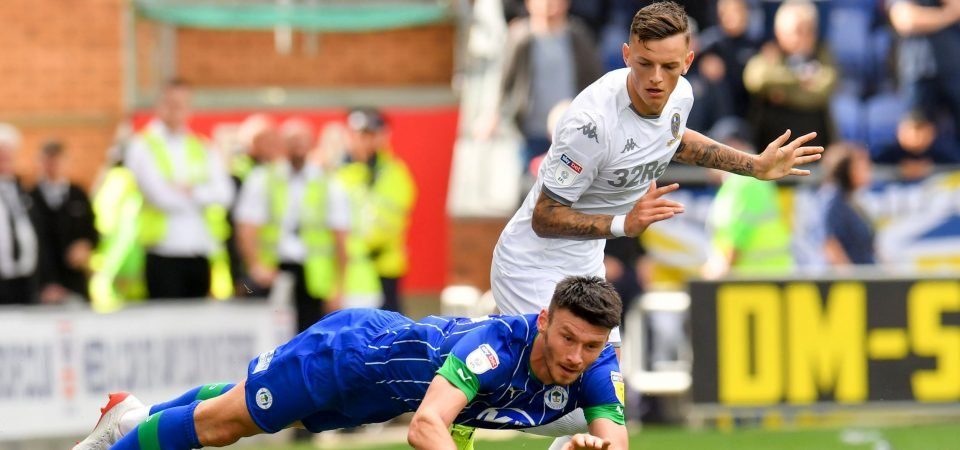 Leeds' Ben White is struggling to improve them in one area