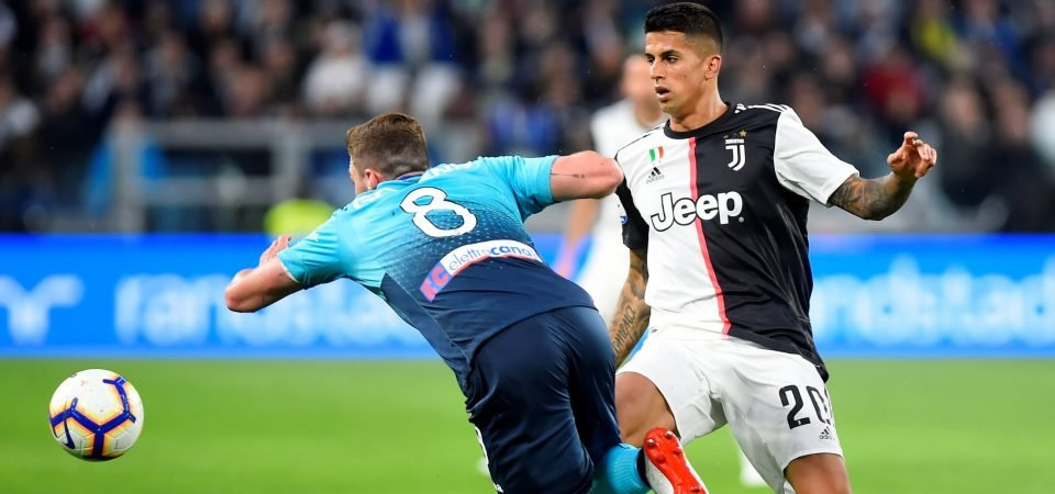 Manchester City's capture of Joao Cancelo shows why they're ahead of the game