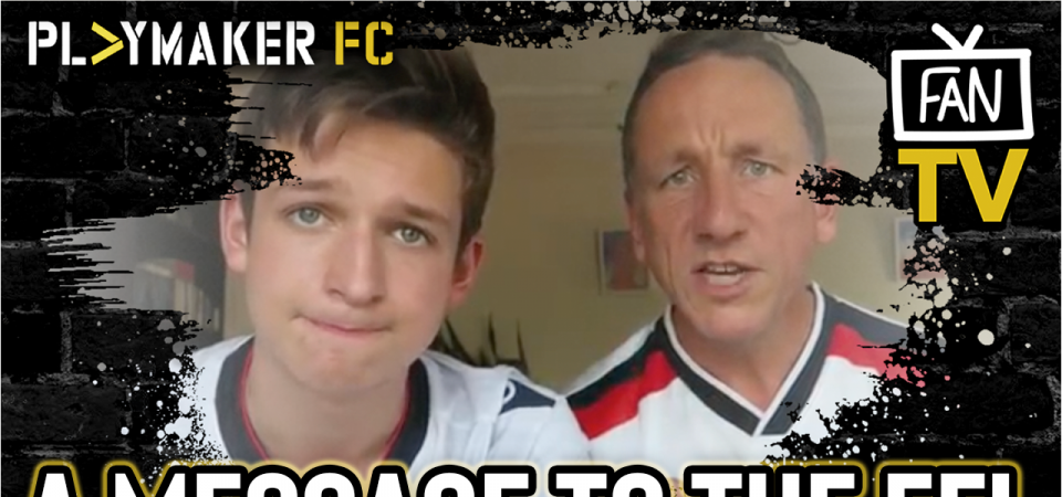 Pl>ymaker FC's Thogden and Thogdad discuss the doom and gloom of being a Bolton fan
