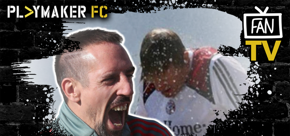 Bayern Fan TV reminisces about Franck Ribery's funniest moments on and off the pitch