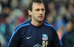 Crystal Palace fans wouldn't mind if Dougie Freedman left to take the Hearts job