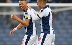 West Brom fans slam Kieran Gibbs after awful 20-minute performance vs Derby