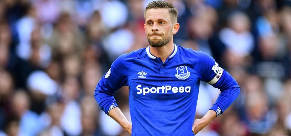 Everton's potential XI for the opening day trip to Crystal Palace