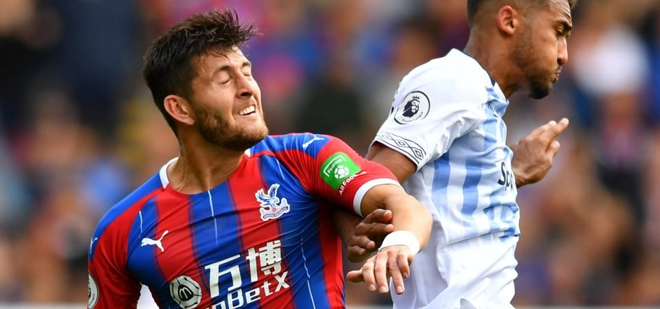 Crystal Palace fans praise Joel Ward's performance in 0-0 draw vs Everton