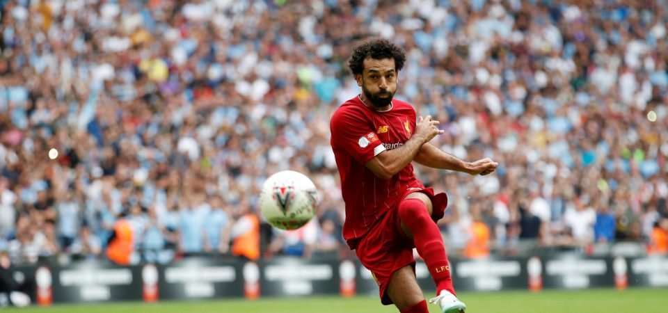 Liverpool's Mohamed Salah makes a couple of fans' days with a great gesture in Istanbul