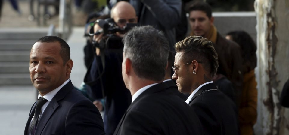 Barcelona fans take to Twitter to bash Neymar's father for his latest comments