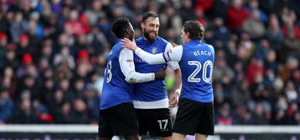 Sheffield Wednesday fans are loving Atdhe Nuhiu after Boro victory