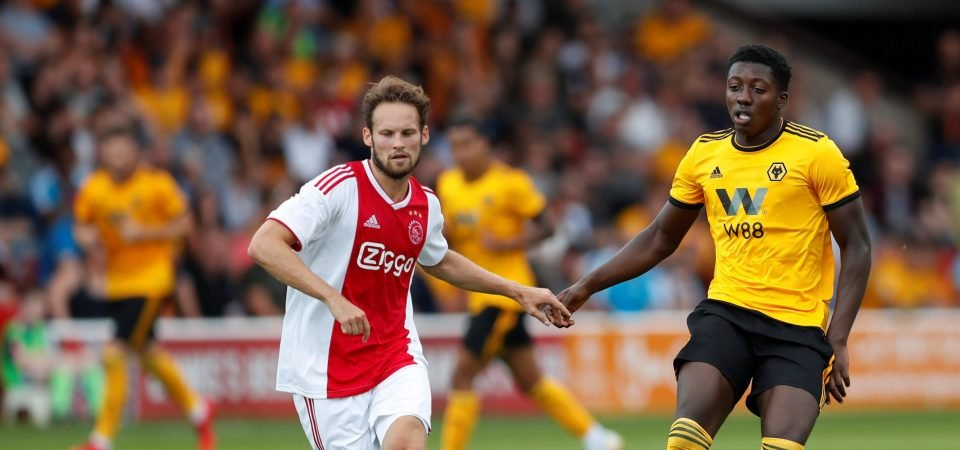 Wolves' Benny Ashley-Seal can help Fosun's ambitions ring true