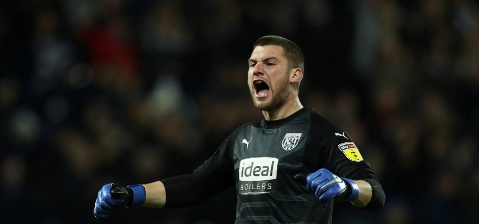 West Brom's Sam Johnstone could be under threat with Albion leaking goals