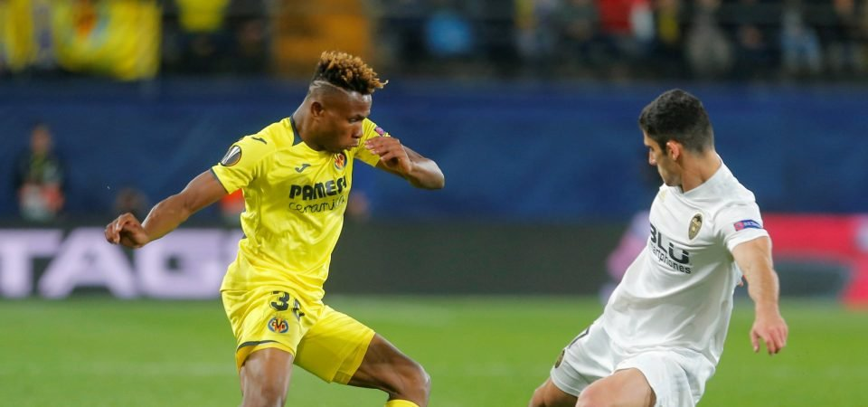 Liverpool are interested in Samuel Chukwueze