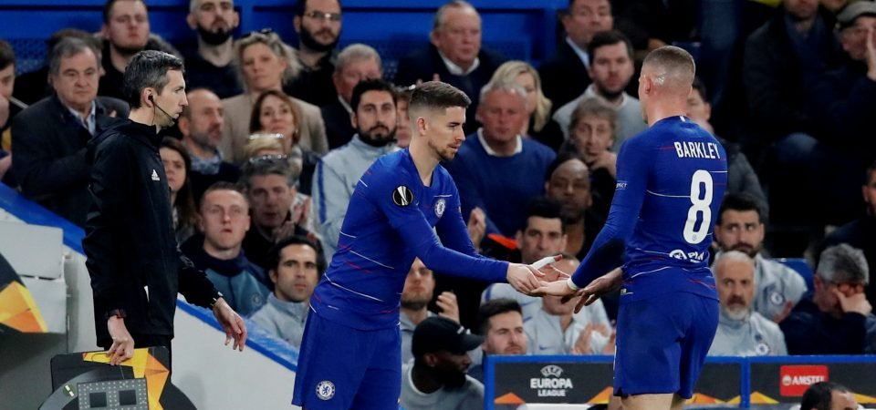 Chelsea's first-choice penalty taker is Ross Barkley, says Frank Lampard