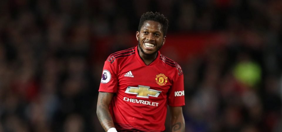 "Man United flop Fred ""not even close to being good enough"", says Kevin Palmer"