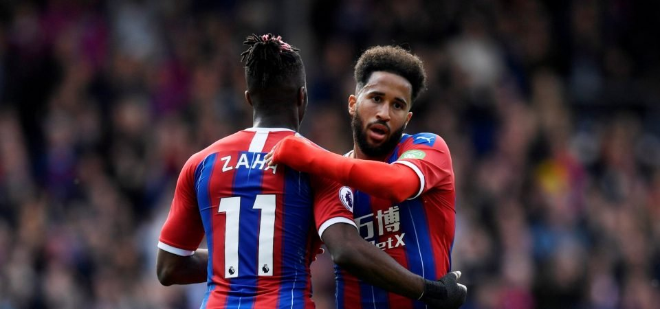 Crystal Palace fans praise Andros Townsend's performance against Norwich