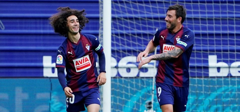 Barcelona's Marc Cucurella proved he could've solved a lot of their problems