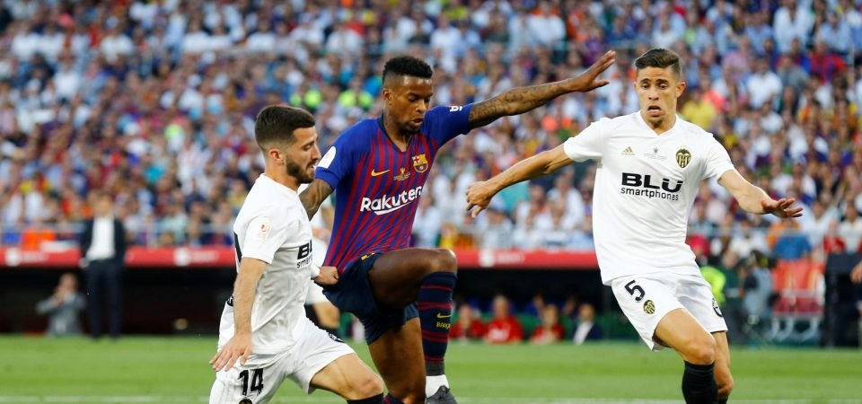 Nelson Semedo's performance against Osasuna is a concern for Barcelona and Valverde