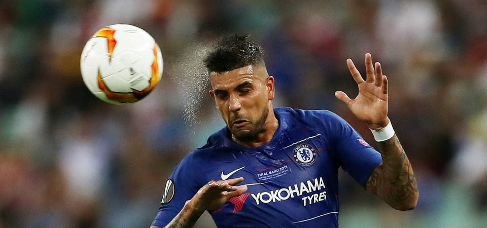 Chelsea full-back Emerson proves point for Italy