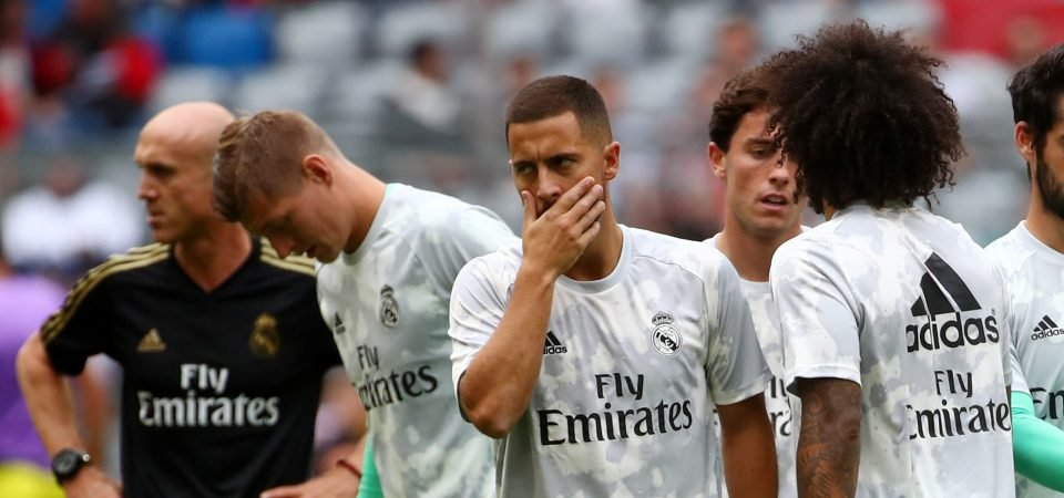Real Madrid's successful integration of Eden Hazard will be key against Levante