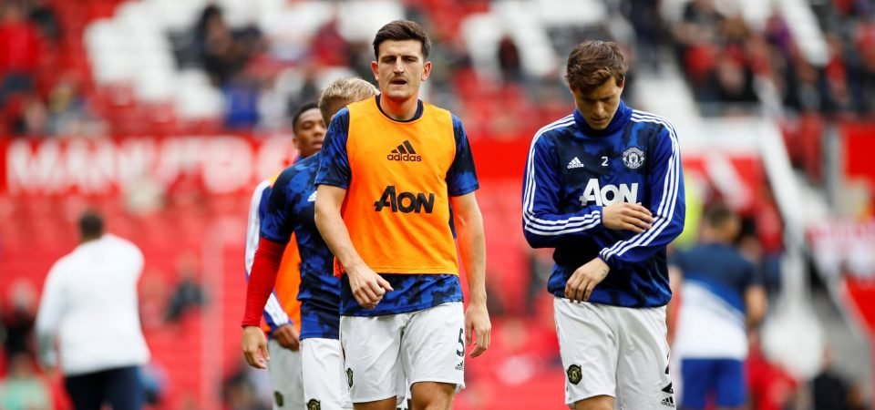 Man United legend Rio Ferdinand reviews whether Maguire & Lindelof will be a success
