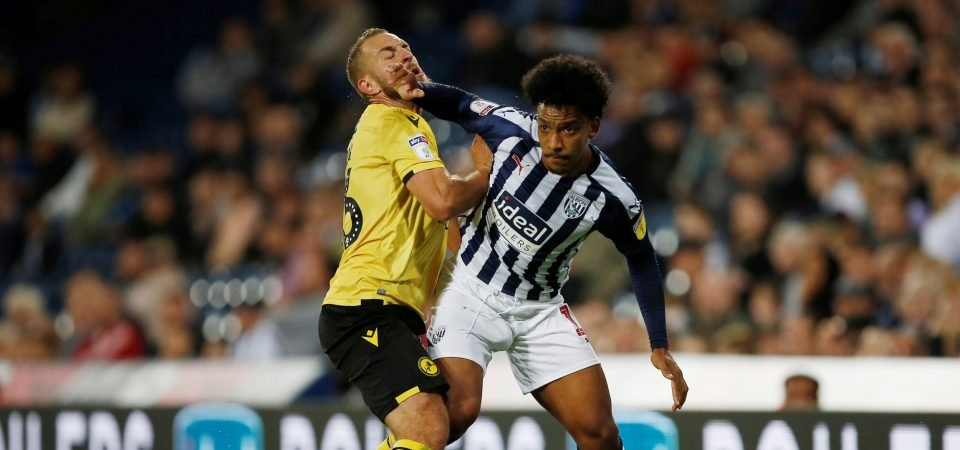 West Brom fans praise Matheus Pereira after his first goal for the club