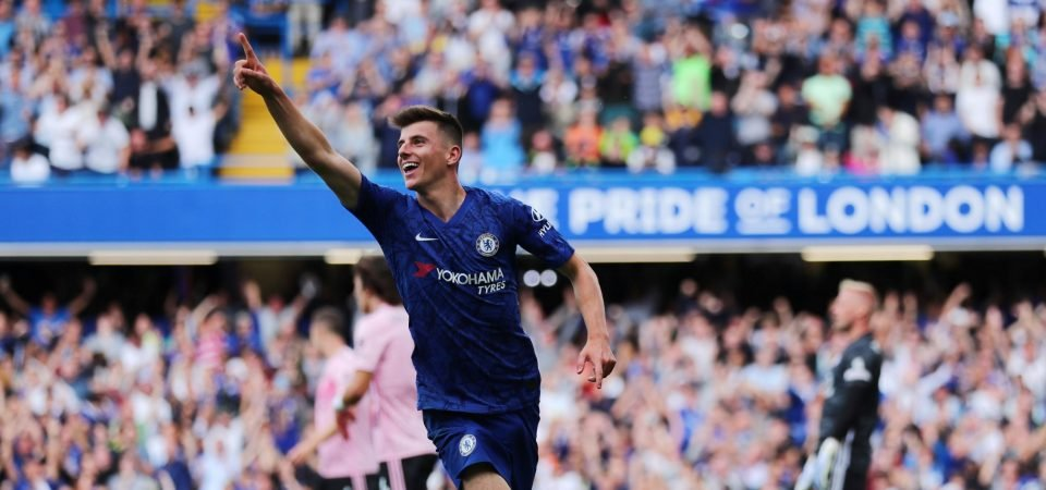 Chelsea's Mason Mount gets nod from Henry Winter as he predicts England success