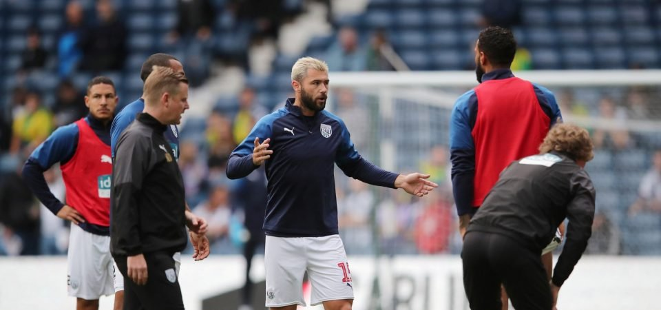 West Brom's Charlie Austin has a great chance to break his duck this weekend