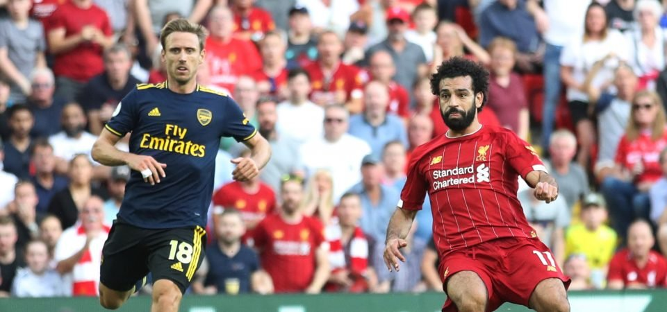 Liverpool legend Robbie Fowler defends Mo Salah following greediness claim
