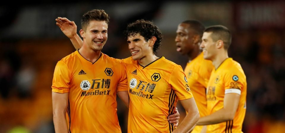 Wolves should look to Jesus Vallejo to fix a dilemma in Willy Boly's absence