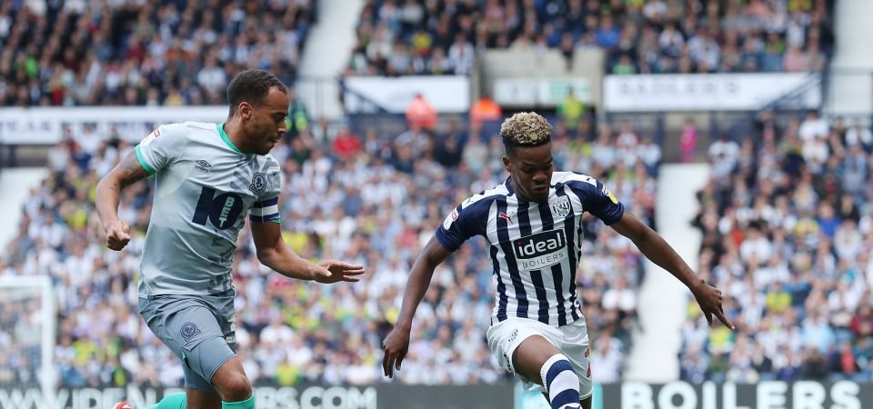West Brom fans react to Grady Diangana's England U21 call-up