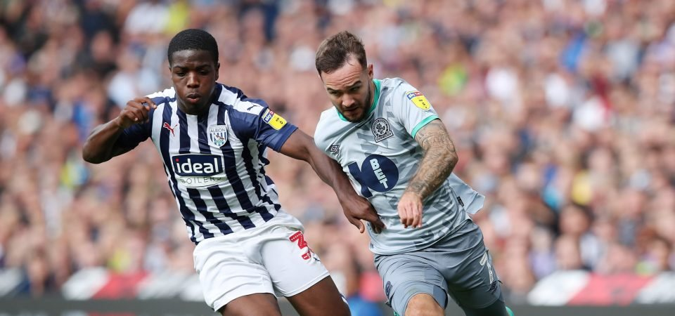 West Brom's Nathan Ferguson has versatility Slaven Bilic needs to utilise