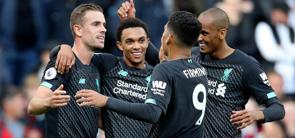 Liverpool must rotate soon to avoid player fatigue later in the year
