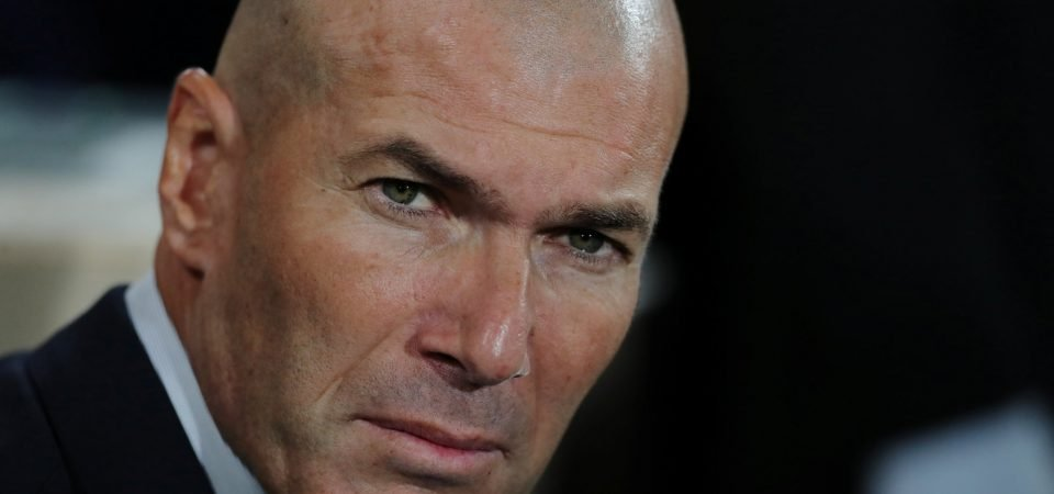 Zidane delivers encouraging words on Bale and Vinicius