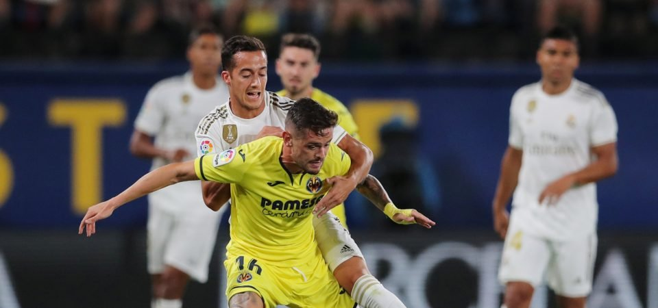 Real Madrid fans express their frustration after drawing with Villarreal