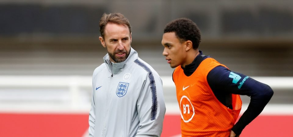 Liverpool's Alexander-Arnold needs to improve to become England's first-choice