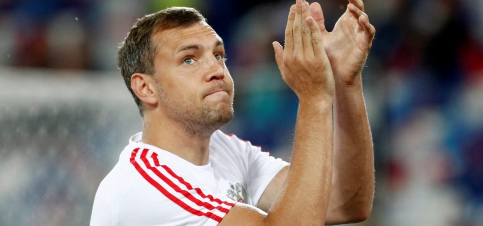 Everton made the right call by ending their interest in Artem Dzyuba