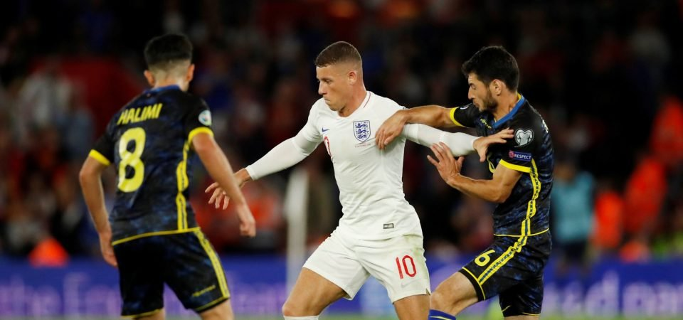 England fans hated Ross Barkley's performance against Kosovo