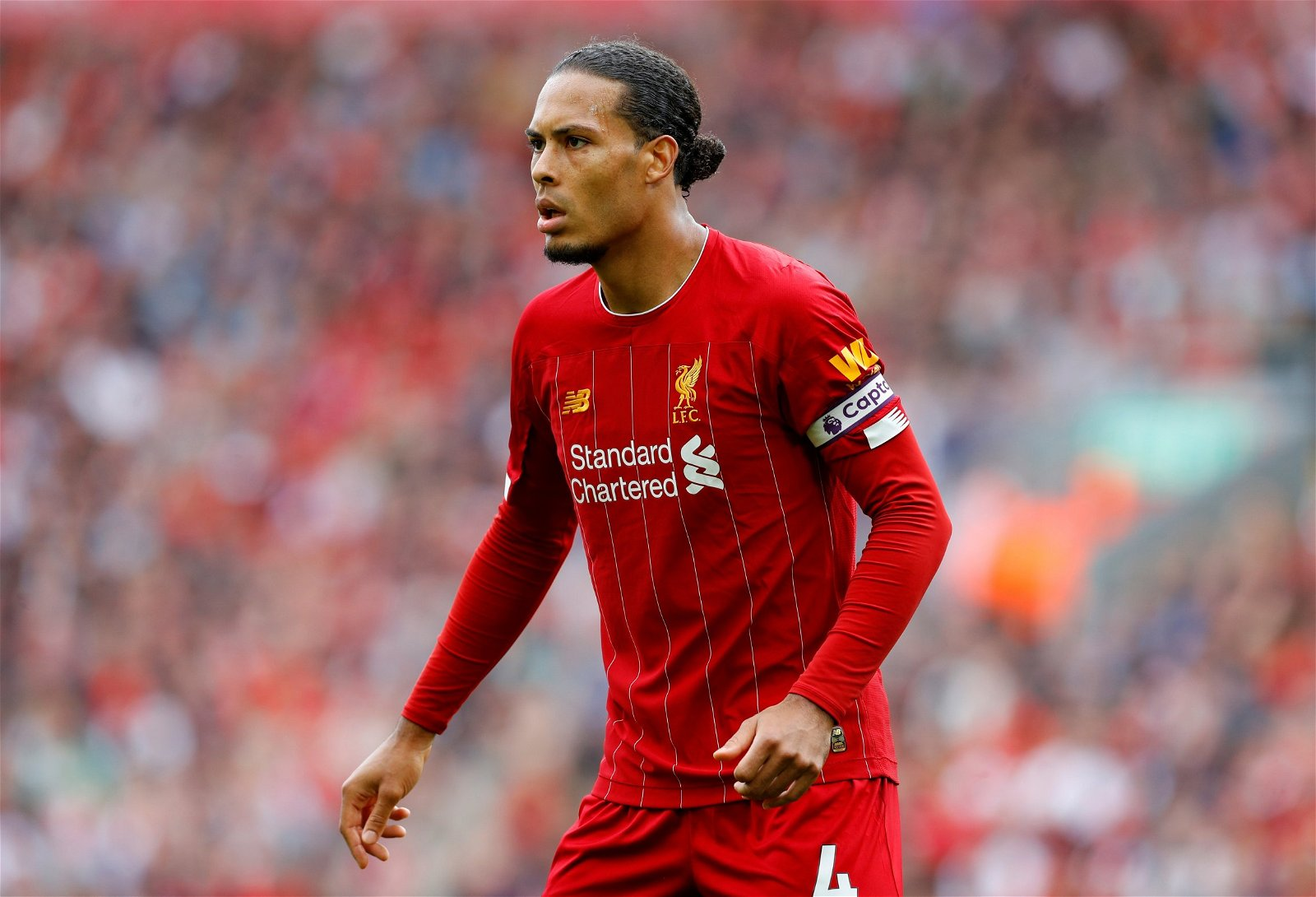 2019 09 14T124344Z 1879213853 RC111E33BB60 RTRMADP 3 SOCCER ENGLAND LIV NEW REPORT - Liverpool Roundup: Van Dijk not panicking, Contract talks for key man, potential Blues boost