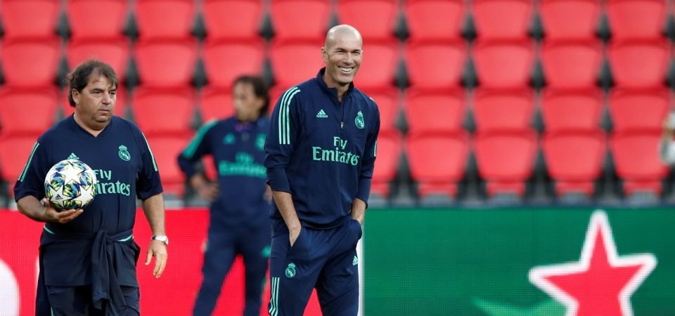 The Real Madrid starting XI Zidane should pick versus Granada