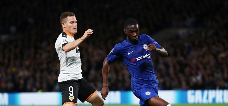 Chelsea set to reward Fikayo Tomori with a new contract