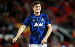 Manchester United's Harry Maguire slammed by rival fans against West Ham
