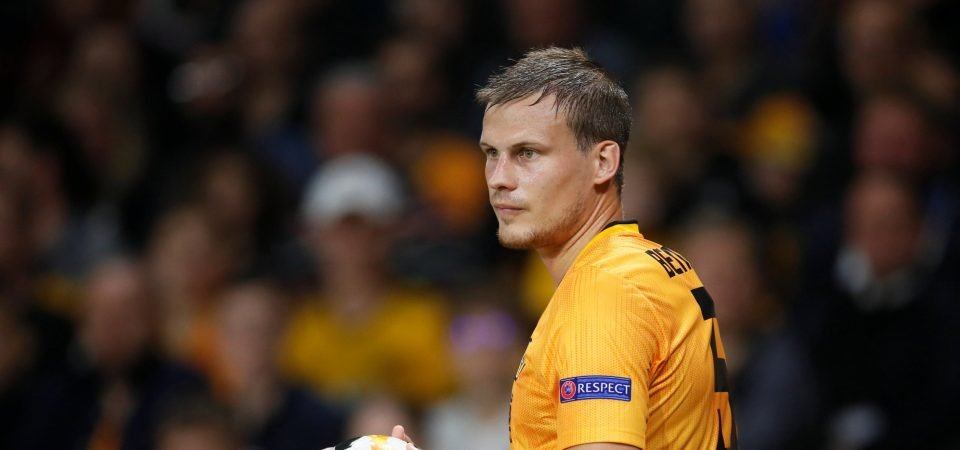 Wolves fans are fuming with Ryan Bennett after Braga error