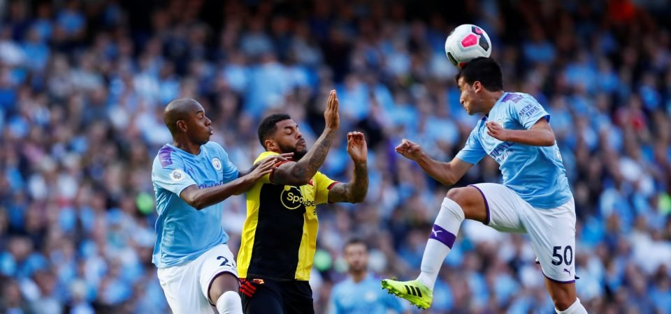 Glowing endorsements for Man City's emerging superstar Eric Garcia