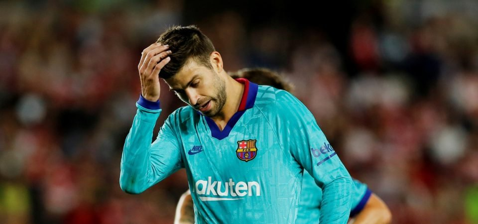 Barcelona have to improve their defensive woes if they want to compete with the best