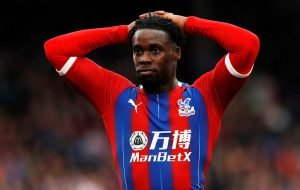 Crystal Palace fans slam Jeffrey Schlupp for his performance against Wolves
