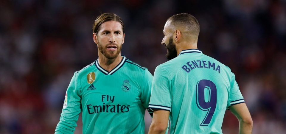Real Madrid fans have mixed reactions to Karim Benzema rumours