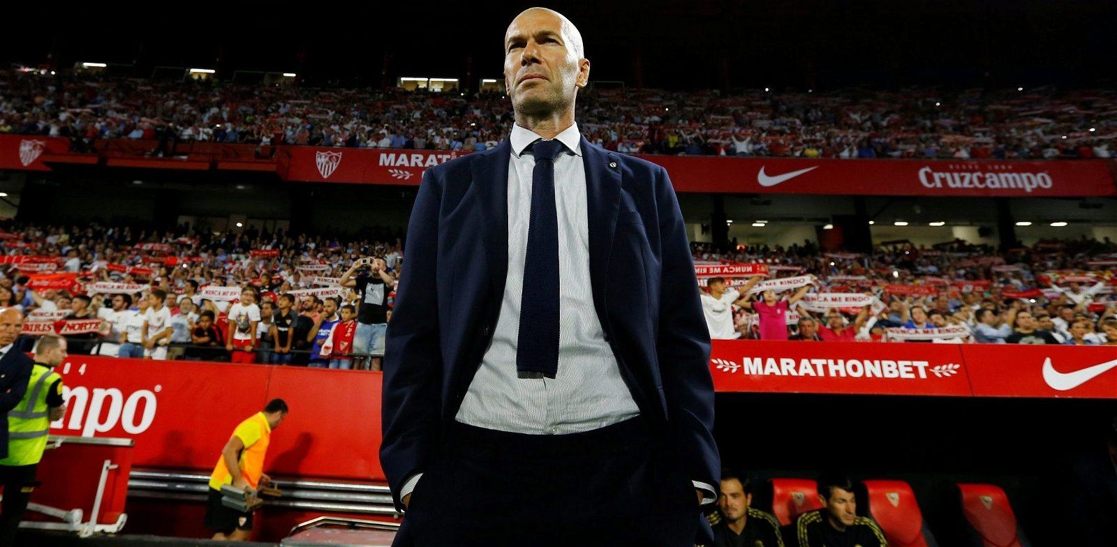 Zinedine Zidane is turning out to be the saviour Real Madrid needed after all