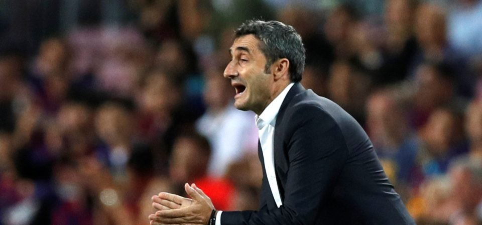 Barcelona's Ernesto Valverde is still a very underrated coach